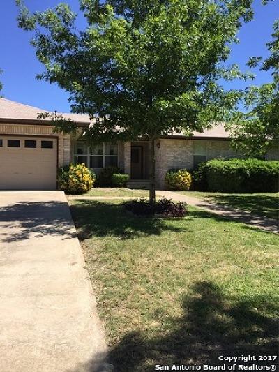 Fredericksburg Single Family Home For Sale: 406 W Nimitz St