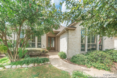 San Antonio Single Family Home New: 24719 Garden Way