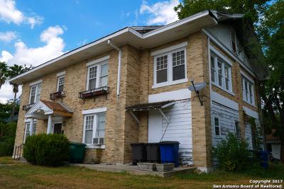 San Antonio Single Family Home New: 1553 W Woodlawn Ave