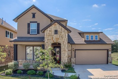 San Antonio Single Family Home New: 2150 Silent Fox