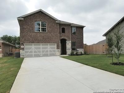 San Antonio Single Family Home New: 7816 Harvest Bay