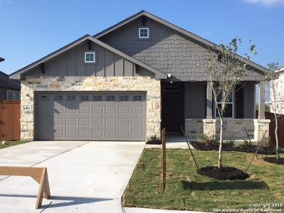 Schertz Single Family Home For Sale: 6805 Concho Creek