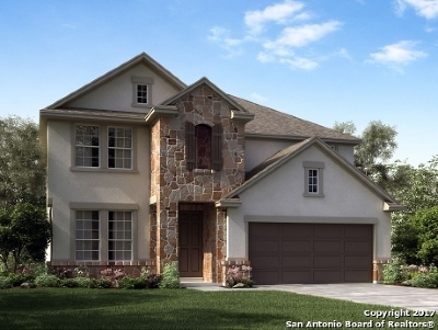 San Antonio Single Family Home New: 13822 Silas Creek