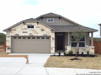 Schertz Single Family Home For Sale: 6797 Concho Creek