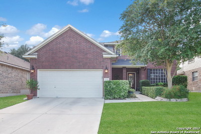 San Antonio Single Family Home For Sale: 21723 Longwood