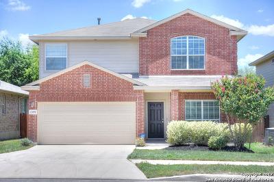Single Family Home New: 12059 Texana Cv