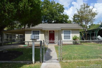 San Antonio Single Family Home New: 2839 Arbor Pl