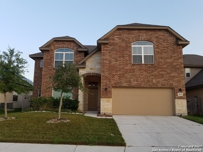 Converse Single Family Home For Sale: 9810 Common Law