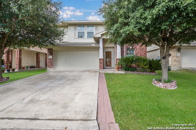 Leon Valley TX Single Family Home Price Change: $234,900