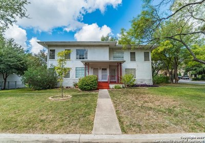 Bexar County Multi Family Home For Sale: 488 E Olmos Dr