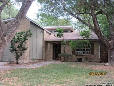 San Antonio Single Family Home New: 5706 Clearwood St