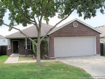 San Antonio Single Family Home New: 13235 Chavez Cir