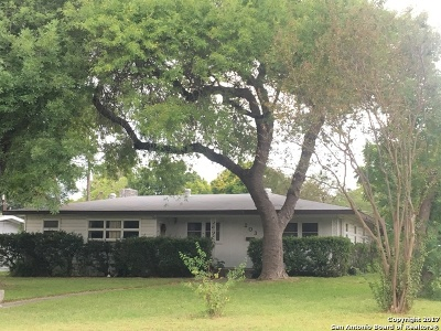 San Antonio Single Family Home New: 203 Anne Lewis Dr
