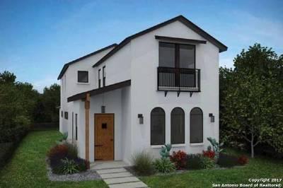 San Antonio Single Family Home For Sale: 408 E Olmos Dr