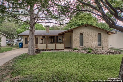 Kirby Single Family Home For Sale: 5227 Cinderella St