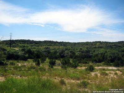 Boerne Residential Lots & Land For Sale: 117 Miller Spgs