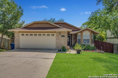 Bexar County Single Family Home Back on Market: 3322 Stoney Country
