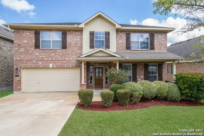 Stonewall Estates, Stonewall Ranch Single Family Home For Sale: 67 Blue Thorn Trl