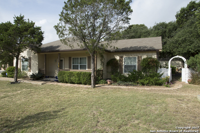 Canyon Lake Single Family Home For Sale: 1780 Desiree St