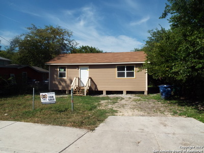 San Antonio Single Family Home Back on Market: 3131 W Laurel