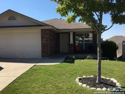 New Braunfels Single Family Home For Sale: 227 Starling Crk