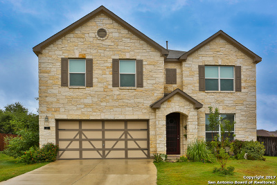 Trails Of Herff Ranch Single Family Home For Sale: 120 Sidewinder