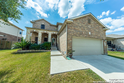 Schertz Single Family Home For Sale: 5137 Eagle Valley St