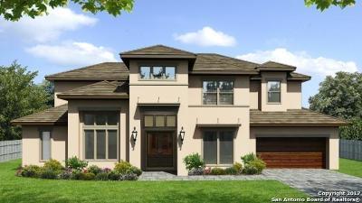 San Antonio Single Family Home For Sale: 20227 Bella Sky