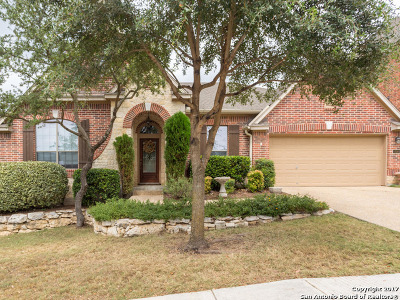 San Antonio Single Family Home Price Change: 859 Celestial Vw