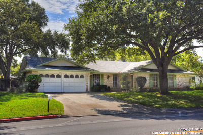 Windcrest Single Family Home Price Change: 522 Crestway Dr