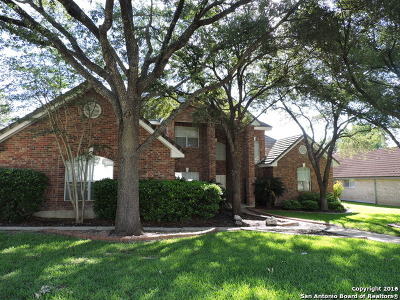 San Antonio Single Family Home For Sale: 19314 Heather Creek