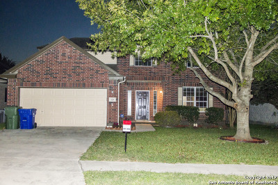 Single Family Home For Sale: 105 Tierra Grande