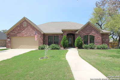 Single Family Home For Sale: 9511 Boxwood Bnd
