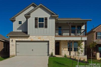San Antonio Single Family Home For Sale: 22414 Carriage Bush