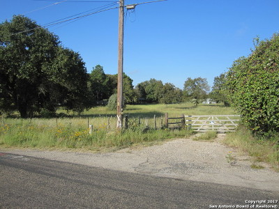 San Antonio Farm & Ranch For Sale: 25617 Campbellton Rd