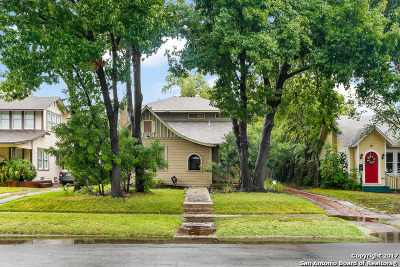 Single Family Home For Sale: 1907 W Gramercy Pl
