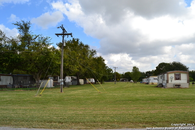 Guadalupe County Multi Family Home For Sale: Friesenhahn Rd