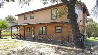 San Antonio Single Family Home For Sale: 23641 Us Highway 281 S