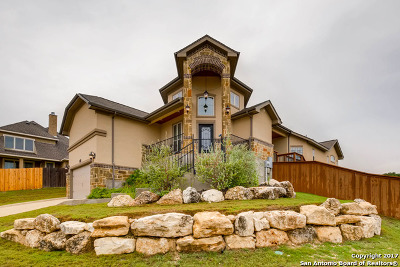 Single Family Home For Sale: 19111 Caldwell Crst