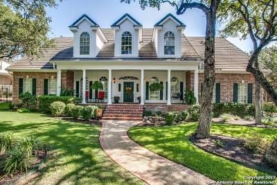 San Antonio Single Family Home For Sale: 4 Aspen Creek Dr