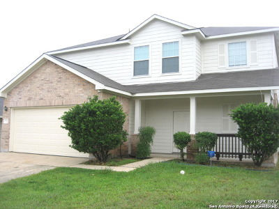 Bexar County Single Family Home Back on Market: 7910 Brinson Ct