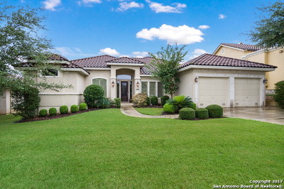 San Antonio Single Family Home Price Change: 110 Lantana Way