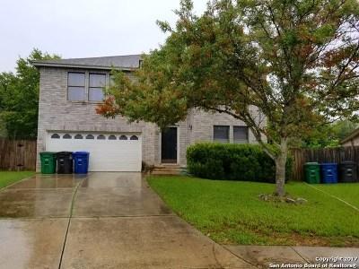 Single Family Home For Sale: 7811 Velez Park Dr