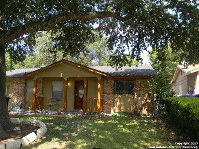 San Antonio Single Family Home Back on Market: 5527 Kingswood St