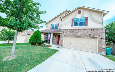 Converse Single Family Home For Sale: 7515 Copper Nest