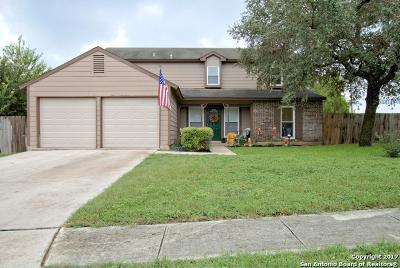 Converse Single Family Home Price Change: 10202 Plumas Dr.