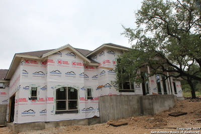 New Braunfels Single Family Home For Sale: 536 Cambridge Dr