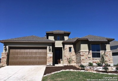 San Antonio Single Family Home For Sale: 22955 Canasta