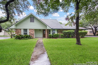 Leon Valley Single Family Home For Sale: 6028 Mike Nesmith St