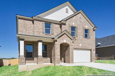 Converse Single Family Home For Sale: 9531 Copper Sands